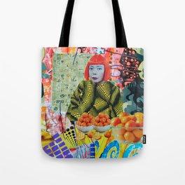 Yayoi Kusama Tote Bag