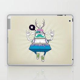 Triangle Hipster Laptop & iPad Skin