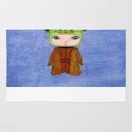 A Boy - Yoda Rug