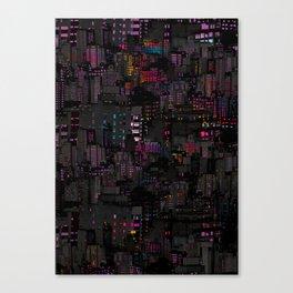Urbanist Canvas Print