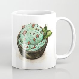 Mint Chocolate Chip Ice Cream Coffee Mug