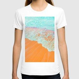 Coral Shore #photography #digitalart T-shirt