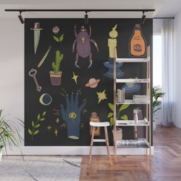 May Flash Sheet Witching Hour Wall Mural