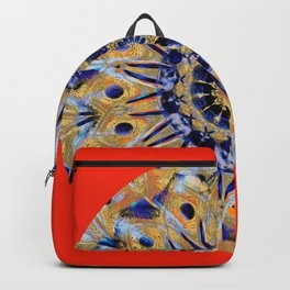 Colorful Mandala WD Backpack