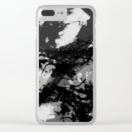 Experimental Photography#14 Clear iPhone Case