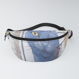 Alley Cat Fanny Pack
