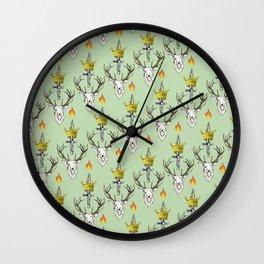 Aelin print Wall Clock