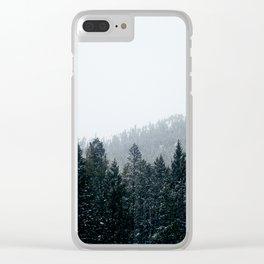 Banff Clear iPhone Case