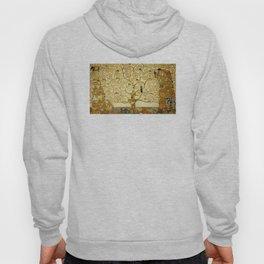 Gustav Klimt The Tree Of Life Hoody