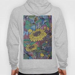 Flowerpower Hoody