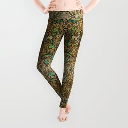 Into the Doodlabyss Leggings