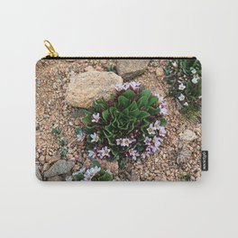 Alpine Spring beauty Colorado Carry-All Pouch