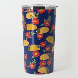 Taco Lovers Fiesta Travel Mug