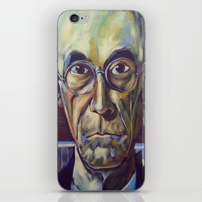 American Gothic Dad iPhone Skin