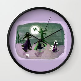 Geryon Trio Wall Clock