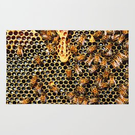 Sweet Honey Harvest Rug