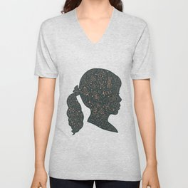 In a Science State of Mind 2 Unisex V-Neck