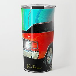 71 Chevelle Travel Mug