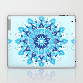 Mandala V Laptop & iPad Skin