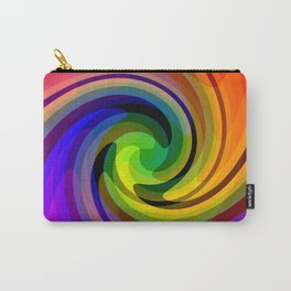Color wheel storm Carry-All Pouch