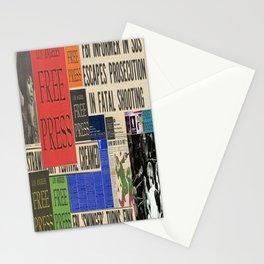 Editors' Mug 1969 meets 2014 Stationery Cards