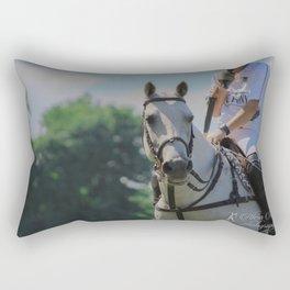 Popcorn the Polo Pony Rectangular Pillow