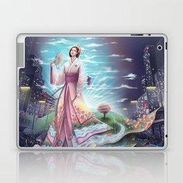 Uzume no Mikoto - By Lunart Laptop & iPad Skin