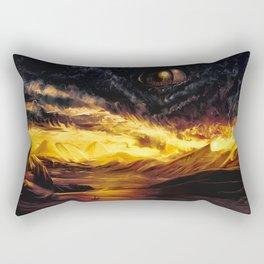 Eos. version 2. Rectangular Pillow