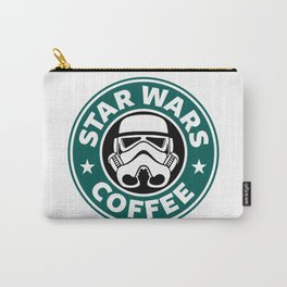 STORMTROOPER COFFEE Carry-All Pouch