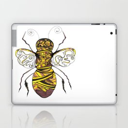 Barnaby the humble bumble bee Laptop & iPad Skin