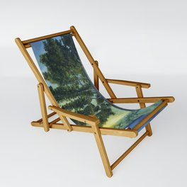 Let It Be by Teresa Thompson Sling Chair