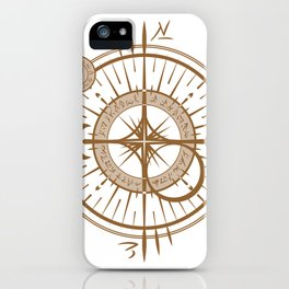 The Traveling Spell - Light Side iPhone Case