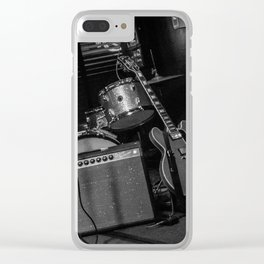 The Club Stage Clear iPhone Case