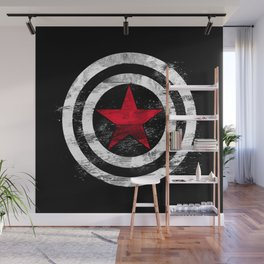 Winter Soldier Wall Mural