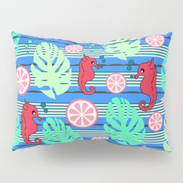 Fruity underwater Pillow Sham
