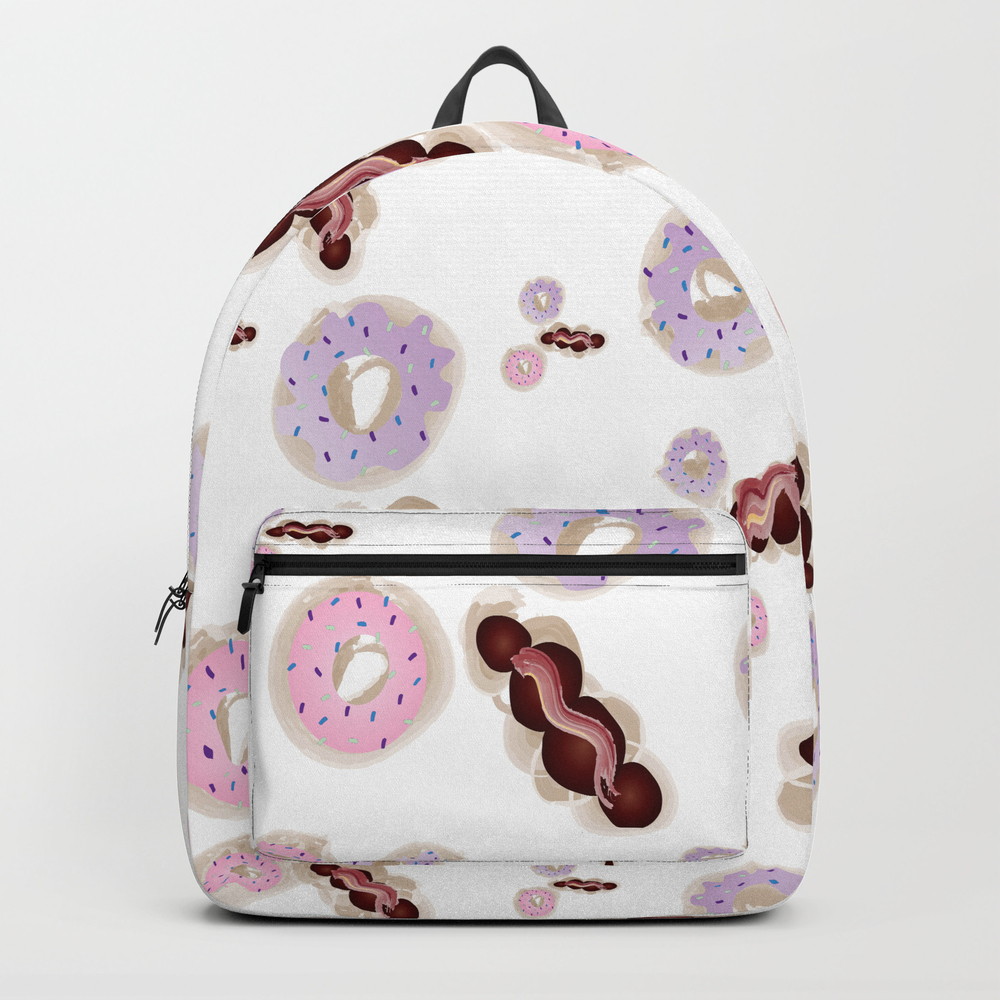 Donuts Or Dongs Backpack by Zu_panic BKP8515283