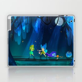Inside out Midnight Masquerade Laptop & iPad Skin