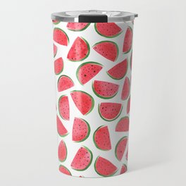 Watermelons by Rachel Whitehurst Travel Mug