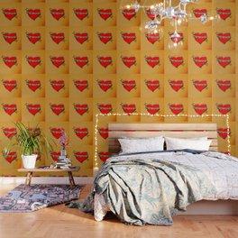 My Heart Belongs to Sasquatch Wallpaper
