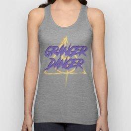 Granger Danger Unisex Tank Top