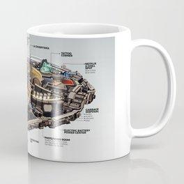 Millennial Falcon Coffee Mug
