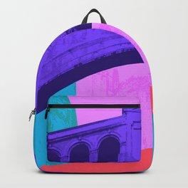Oxford University : Bridge of sighs Pop colour Backpack