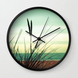 Dune View Wall Clock