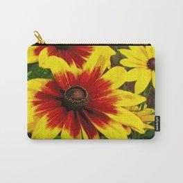 Flower | Flowers | Gaillardia Flower Garden | Nature Carry-All Pouch