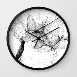 Don Mirlo Wall Clock