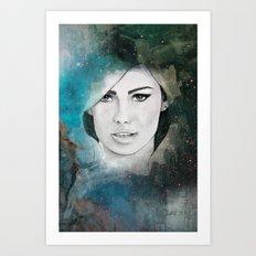 Remix II Art Print