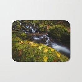 Dividing the Forest Bath Mat