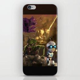 World Domination  iPhone Skin