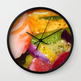 Cooking 2 Wall Clock