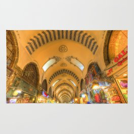 The Spice Bazaar Istanbul Rug